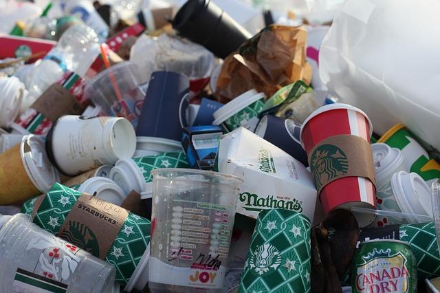 ゴミ処理を恥ずかしく思う必要はありません