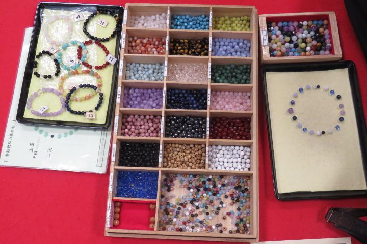 円通院で数珠ブレスレット作った体験談