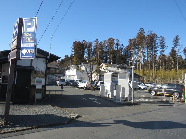 松島寺町駐車場