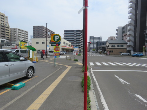 アンパンマンミュージアム仙台に近い鉄砲町駐車場A