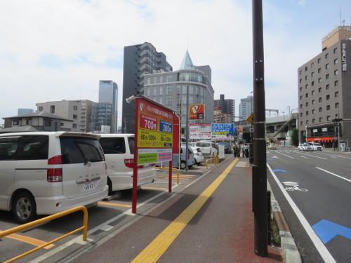 アンパンマンミュージアム仙台に近いパルク小田原山本丁駐車場A