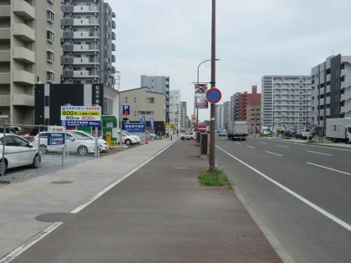 アンパンマンミュージアム仙台に近い松栄東口第22駐車場A