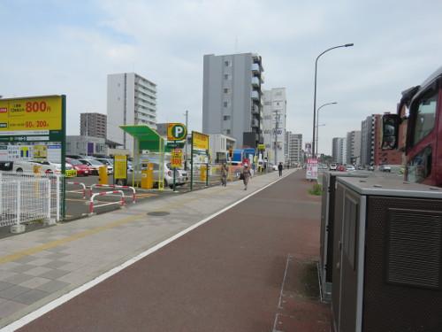 アンパンマンミュージアム仙台に近い仙台二十人町第7駐車場A