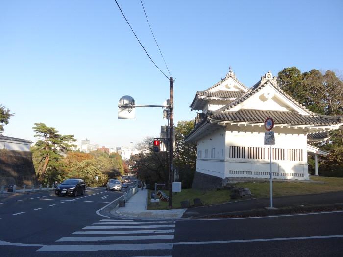 仙台城脇櫓