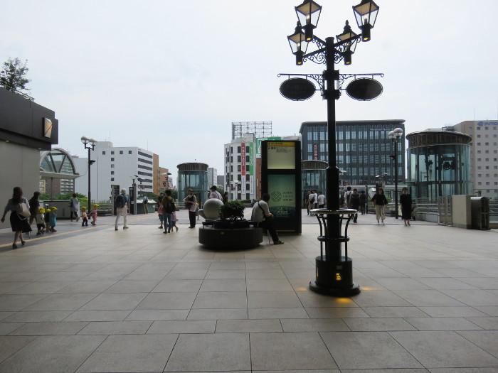 仙台駅から仙台アンパンマンミュージアムまでの道順写真3