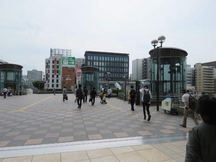 仙台駅から仙台アンパンマンミュージアムまでの道順写真4