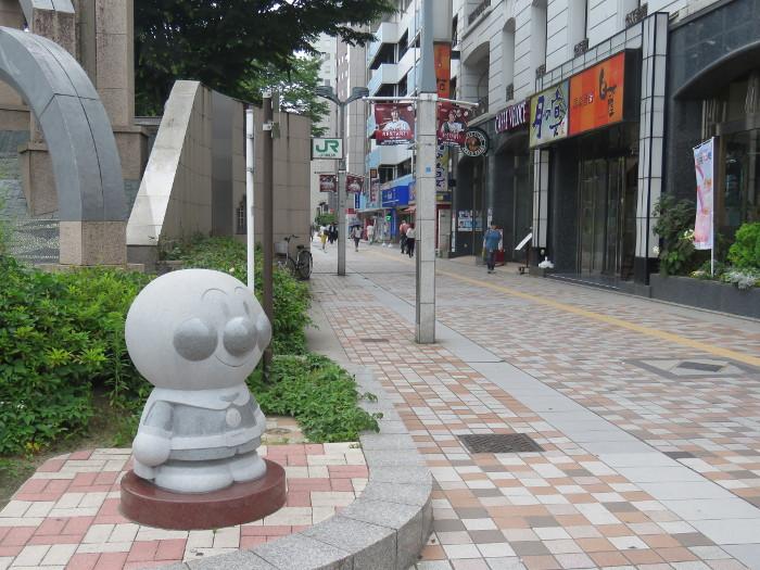 仙台駅から仙台アンパンマンミュージアムまでの道順写真9