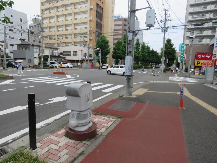 仙台駅から仙台アンパンマンミュージアムまでの道順写真12