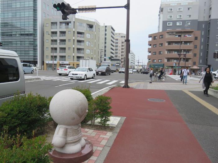 仙台駅から仙台アンパンマンミュージアムまでの道順写真14