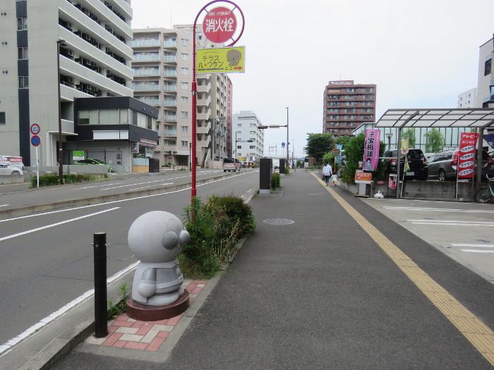 仙台駅から仙台アンパンマンミュージアムまでの道順写真15