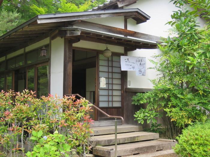 仙台のあじさい寺資福寺15