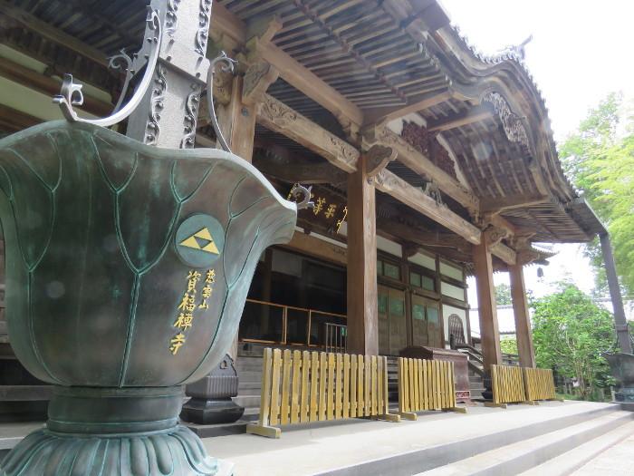 仙台のあじさい寺資福寺17