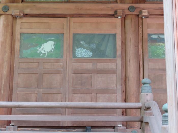 仙台のあじさい寺資福寺18