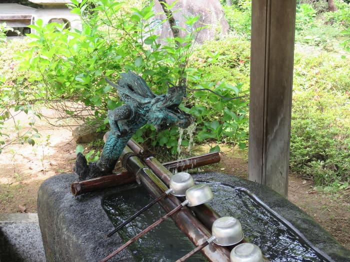 仙台のあじさい寺資福寺9