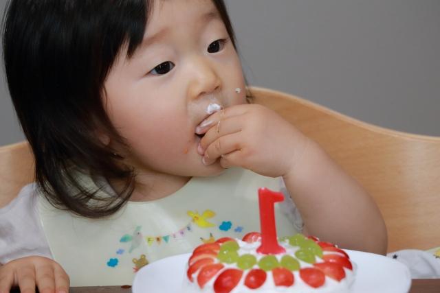 赤ちゃんケーキにスマッシュケーキが流行っている!