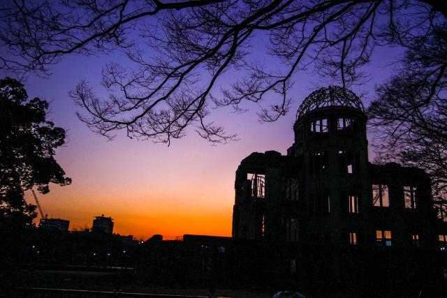 広島の夜景