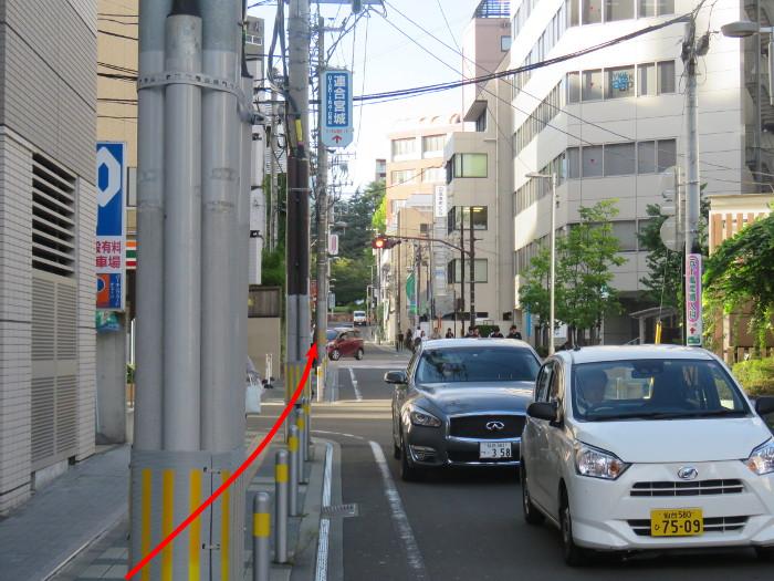 仙台駅からオクトーバーフェスト会場へ行き方19