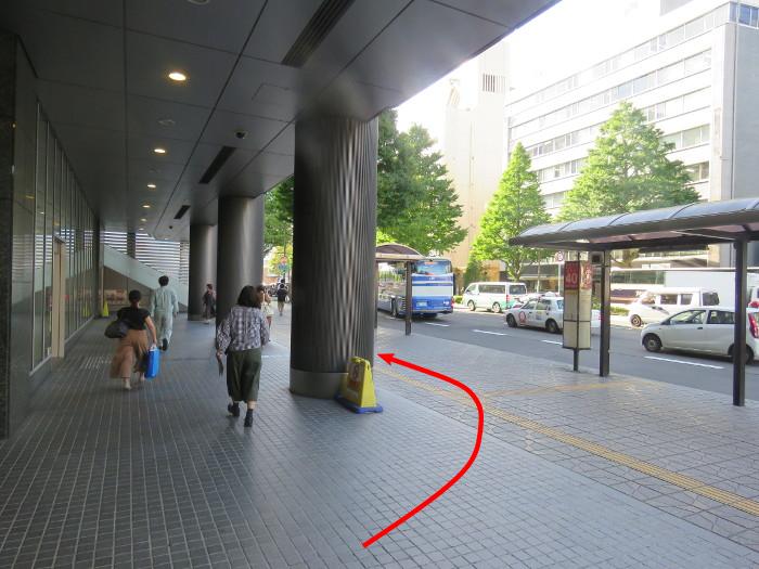 仙台駅からオクトーバーフェスト会場へ行き方9