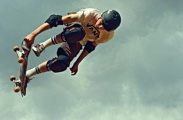 東京オリンピック・BMX・スケートボード観戦時の熱中症対策