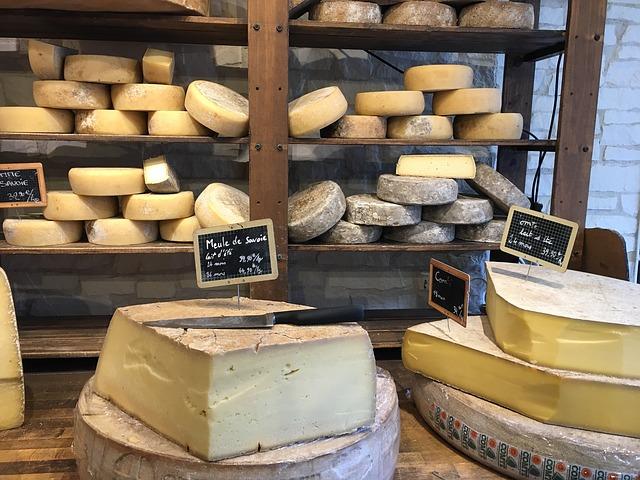 チーズの溶ける、溶けないの違いは何が違う?