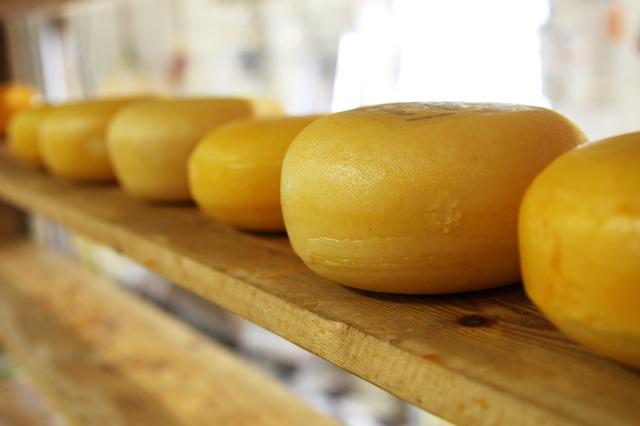 チーズはなぜ固まる?