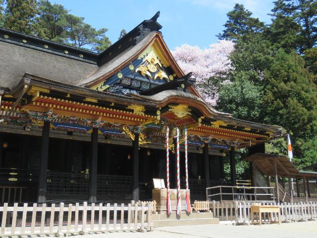仙台初詣に大崎八幡宮
