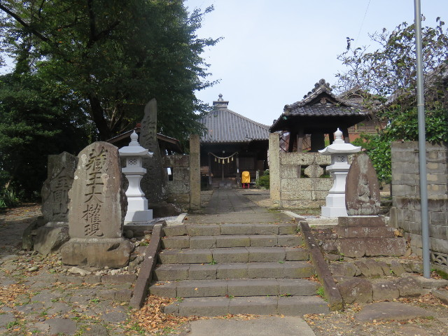 仙台初詣に善入院観音堂