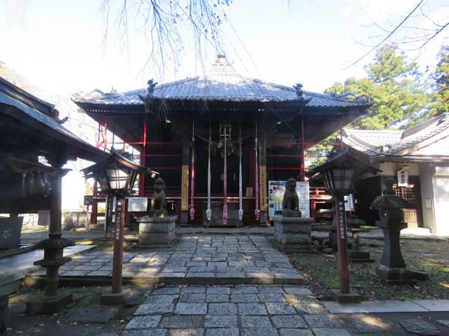 仙台の初詣に虚空蔵堂