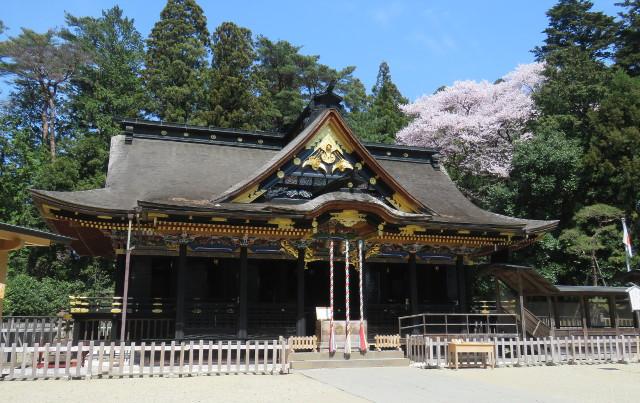 仙台の初詣人気No1の大崎八幡宮