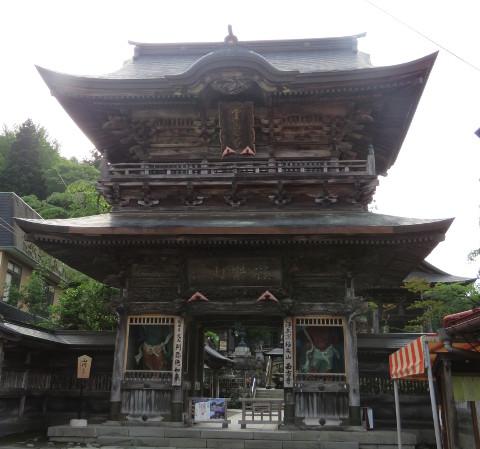 仙台初詣 駐車場のある寺社