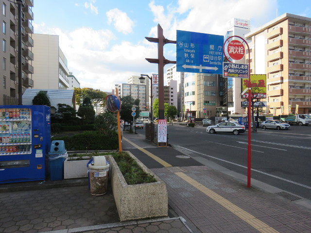 地下鉄で愛宕神社1