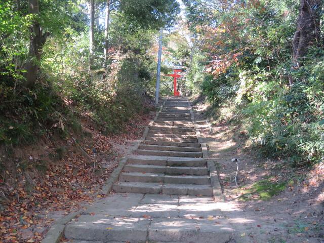 愛宕神社正面階段2