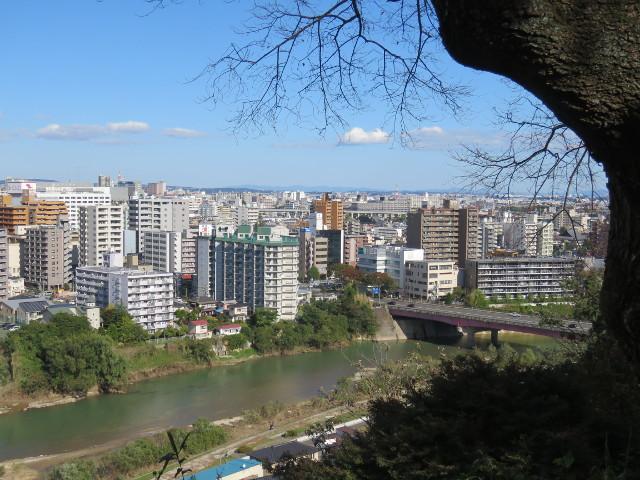 愛宕神社からの眺望1