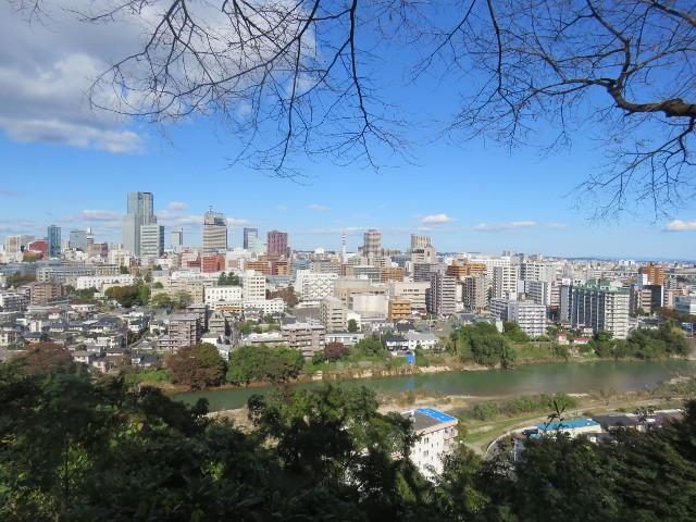 愛宕神社からの眺望2