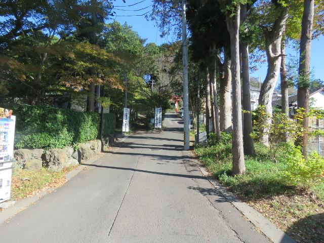 愛宕神社坂道1