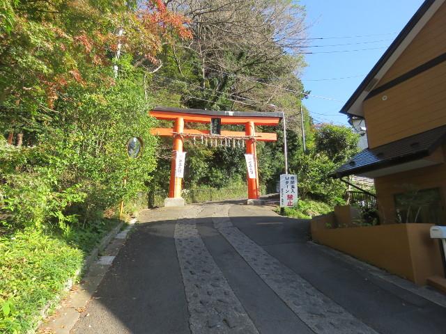 愛宕神社坂道2