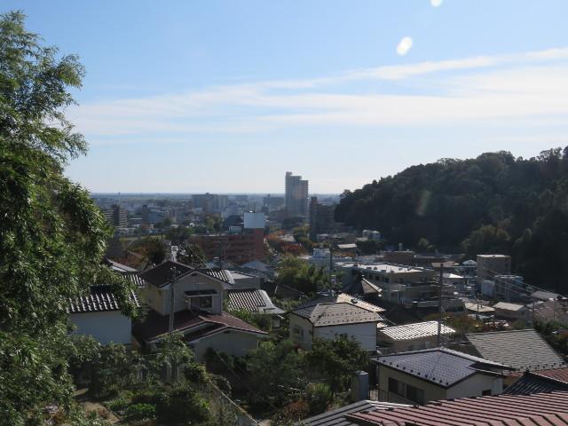 愛宕神社駐車場から太平洋