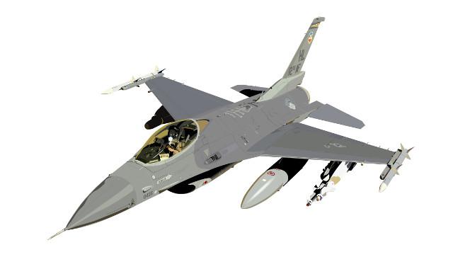 クレベリンは酸素ミサイル搭載の戦闘機